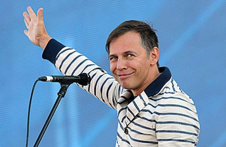 Илья Лагутенко.