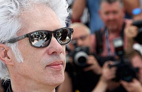 Режиссер Джим Джармуш на Каннском кинофестивале.