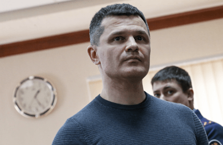 Владелец аэропорта «Домодедово» Дмитрий Каменщик