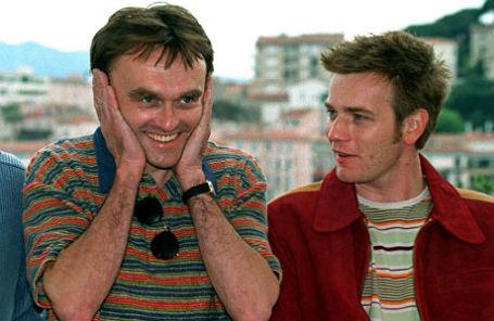 Дэнни Бойл и Юэн МакГрегор.