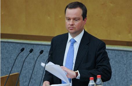Заместитель министра финансов РФ Алексей Моисеев.