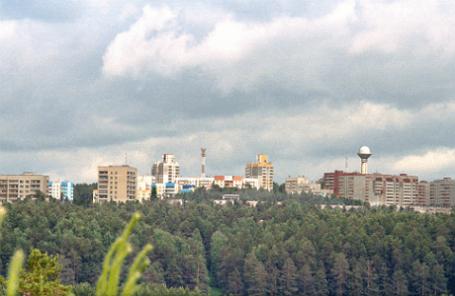 Трехгорный - город уральских ядерщиков и приборостроителей