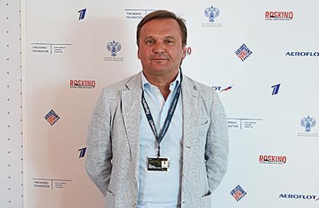 Юрий Сапронов.