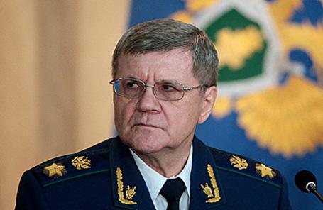 Юрий Чайка.
