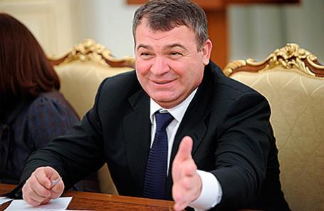 Анатолий Сердюков.