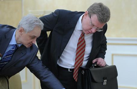 Андрей Белоусов и Алексей Кудрин.