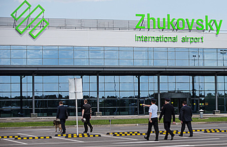 Аэропорт «Жуковский».