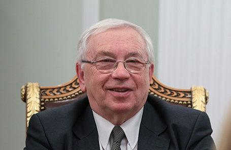 Бывший омбудсмен Владимир Лукин.