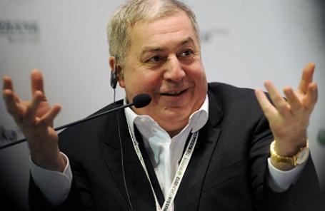 Михаил Гуцериев.