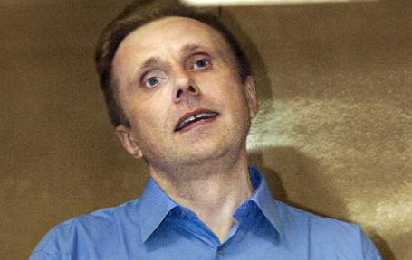 Бывший начальник службы безопасности НК ЮКОС Алексей Пичугин.