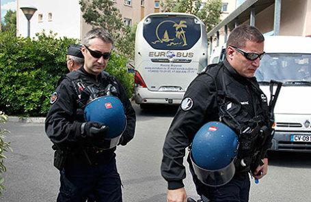 Кремль призвал собственных болельщиков соблюдать законы Франции