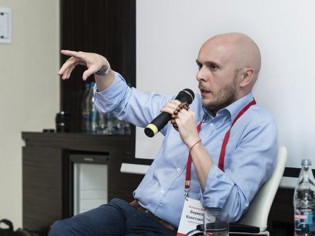 Бизнес-консультант Константин Борисов