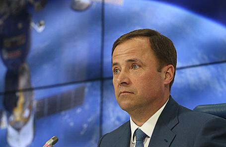 Игорь Комаров.