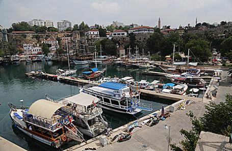Анталья, Турция.