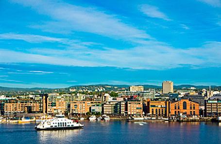 Осло, Норвегия.