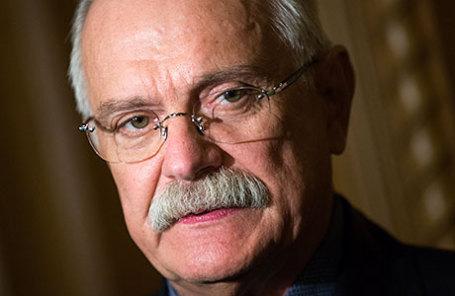 Президент Российского Фонда культуры Никита Михалков.