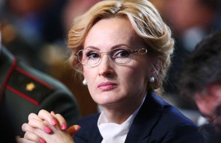Председатель комитета Госдумы РФ по безопасности и противодействию коррупции Ирина Яровая.