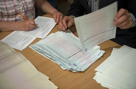 Предварительное голосование по определению кандидатов в депутаты Госдумы РФ от партии «Единая Россия».