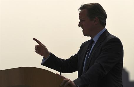 Дэвид Кэмерон.