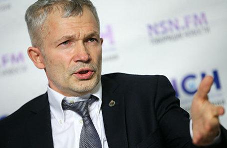Адвокат Игорь Трунов.