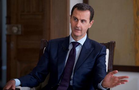 Башар Асад.