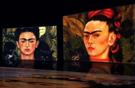 Выставка «Фрида Кало. Ожившие полотна».
