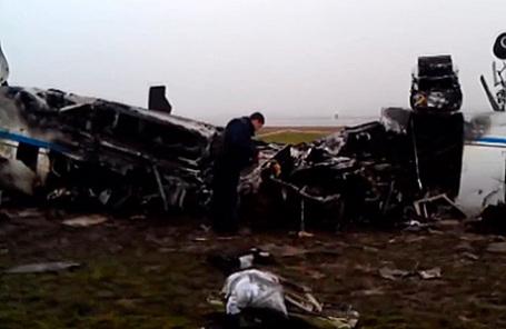 Катастрофа в аэропорту «Внуково», в которой погиб глава французского нефтегазового концерна Total Кристоф де Маржери, 21 октября 2014.
