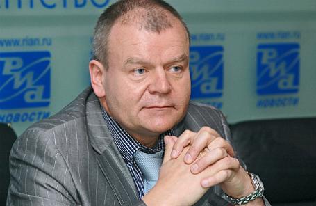 Бывший первый заместитель директора Федеральной миграционной службы (ФМС) Вячеслав Поставнин.
