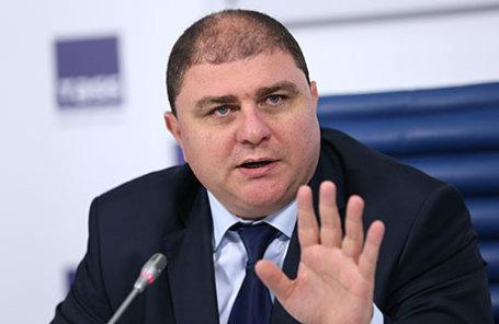 Губернатор Орловской области Вадим Потомский.