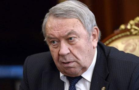 Президент Российской академии наук (РАН) Владимир Фортов.