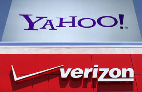 Verizon объявил о закупке Yahoo за $4,8 млрд