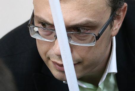 Первый заместитель начальника Главного следственного управления Следственного комитета России по Москве Денис Никандров, задержанный по подозрению в превышении должностных полномочий и получении взяток от представителей криминального сообщества.