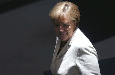 Меркель выйдет изотпуска из-за нападений вГермании