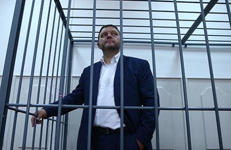 Губернатор Кировской области Никита Белых.