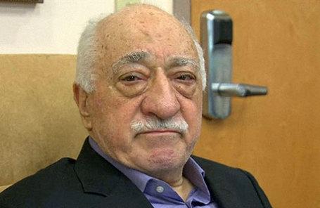 Оппозиционный турецкий политик Фетхуллах Гюлен.