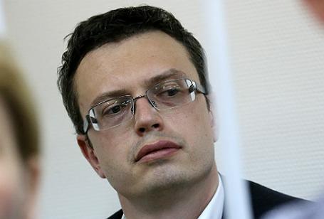 Первый зам руководителя Главного следственного управления Следственного комитета России по Москве Денис Никандров.