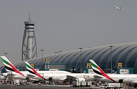 Международный аэропорт Дубай.