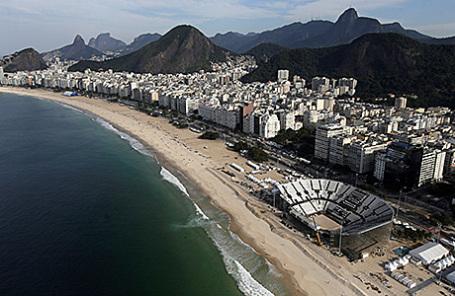 Копакабана, Рио-де-Жанейро.