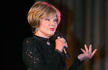 Людмила Гурченко.