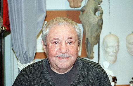 Скульптор Эрнст Неизвестный.