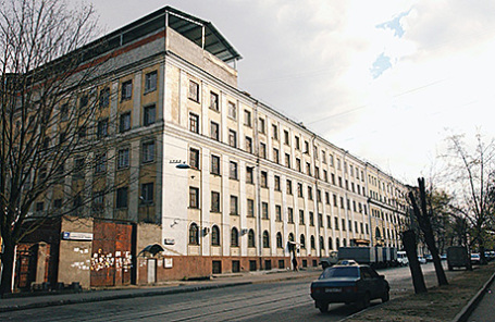 СИЗО № 1 города Москвы «Матросская тишина».