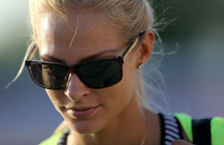 Спортсменка Дарья Клишина.