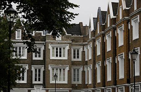 Жилые дома в Ислингтоне, Лондон.