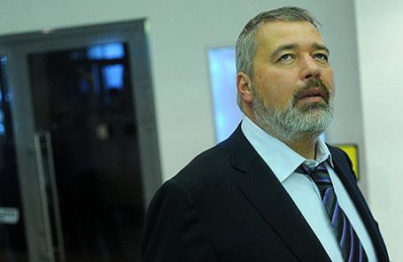 Дмитрий Муратов.