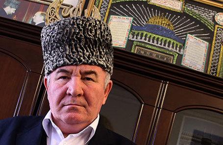 Муфтий, председатель Духовного управления мусульман Карачаево-Черкесской Республики Исмаил Бердиев.