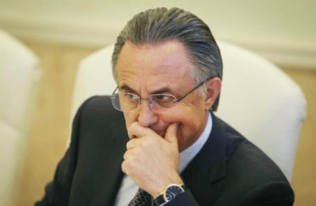 Мутко «по-отечески» предупредил Газзаева отернистом пути навершину РФС
