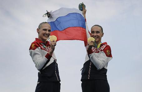 Наталья Ищенко, Светлана Ромашина.