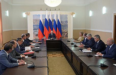 Владимир Путин проинформировал о новоиспеченной должности экс-главы Минобрнауки