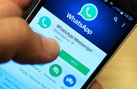 WhatsApp планирует передать номера телефонов пользователей социальная сеть Facebook