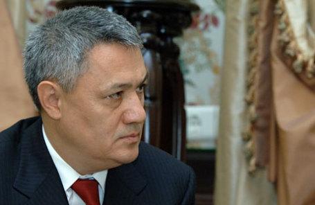 Министр финансов Узбекистана Рустам Азимов.